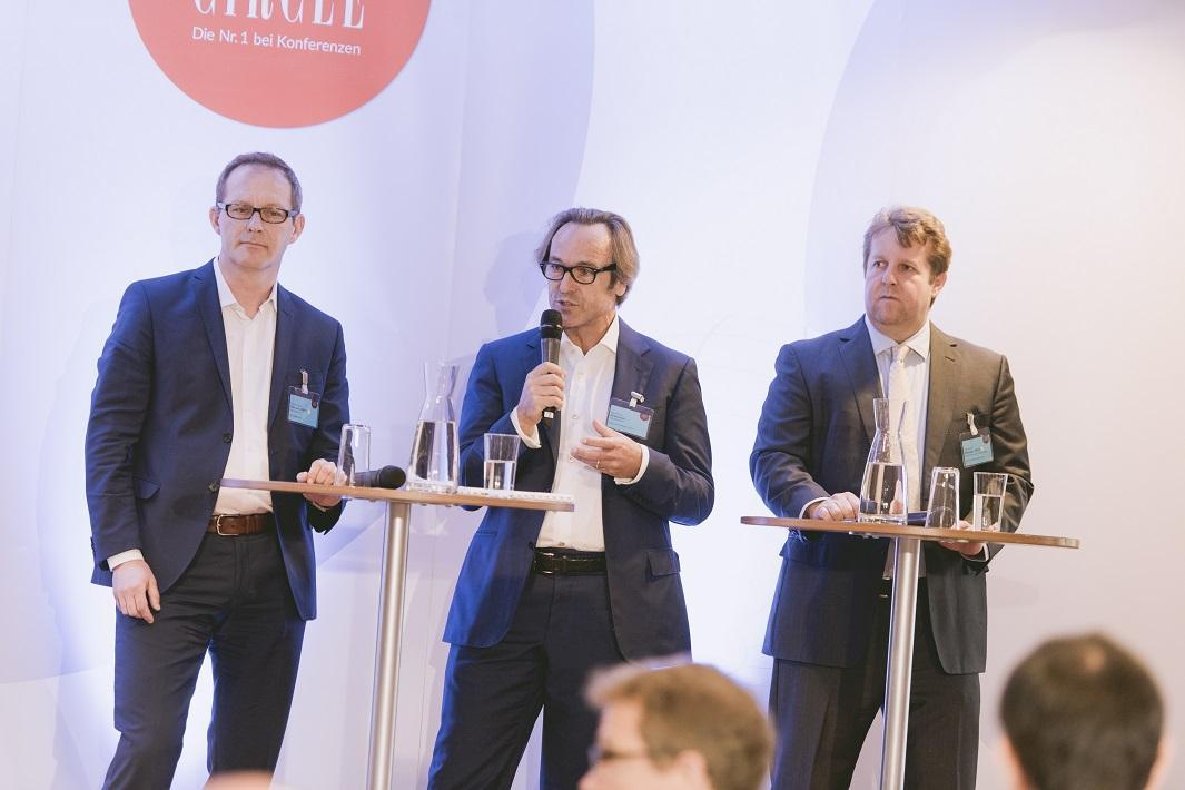 Michael Ehlmaier, Michael Griesmayr, Hannes Horwath