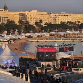 MIPIM 2017 - ATMOSPHERE - EXHIBITION AREA - CROISETTE ZONE